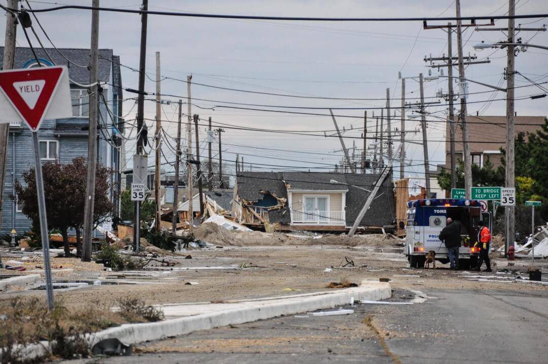 Hurricane Sandy Recovery