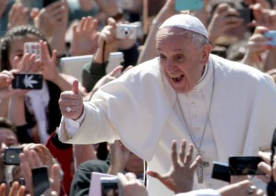 Gridless Powers Pope Francis Visit to Philadelphia