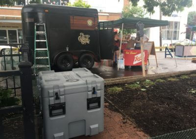 Power outdoor events, lighting, food trucks, and more